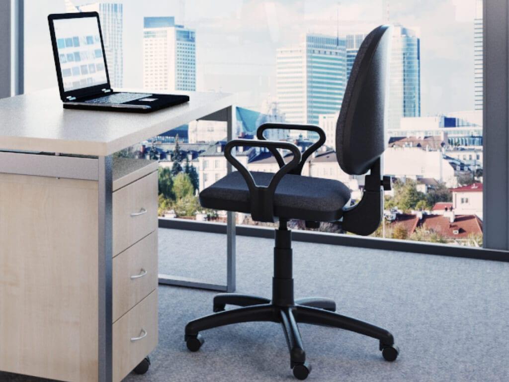 Biurko wynajem mebli biurowych MebloRent