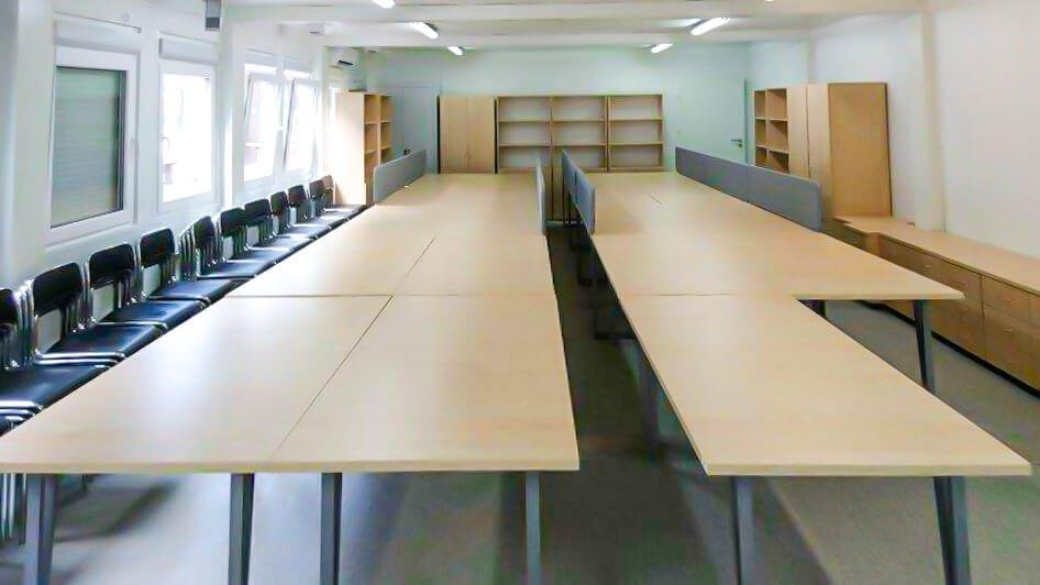 Wynajem mebli biurowych Kraków