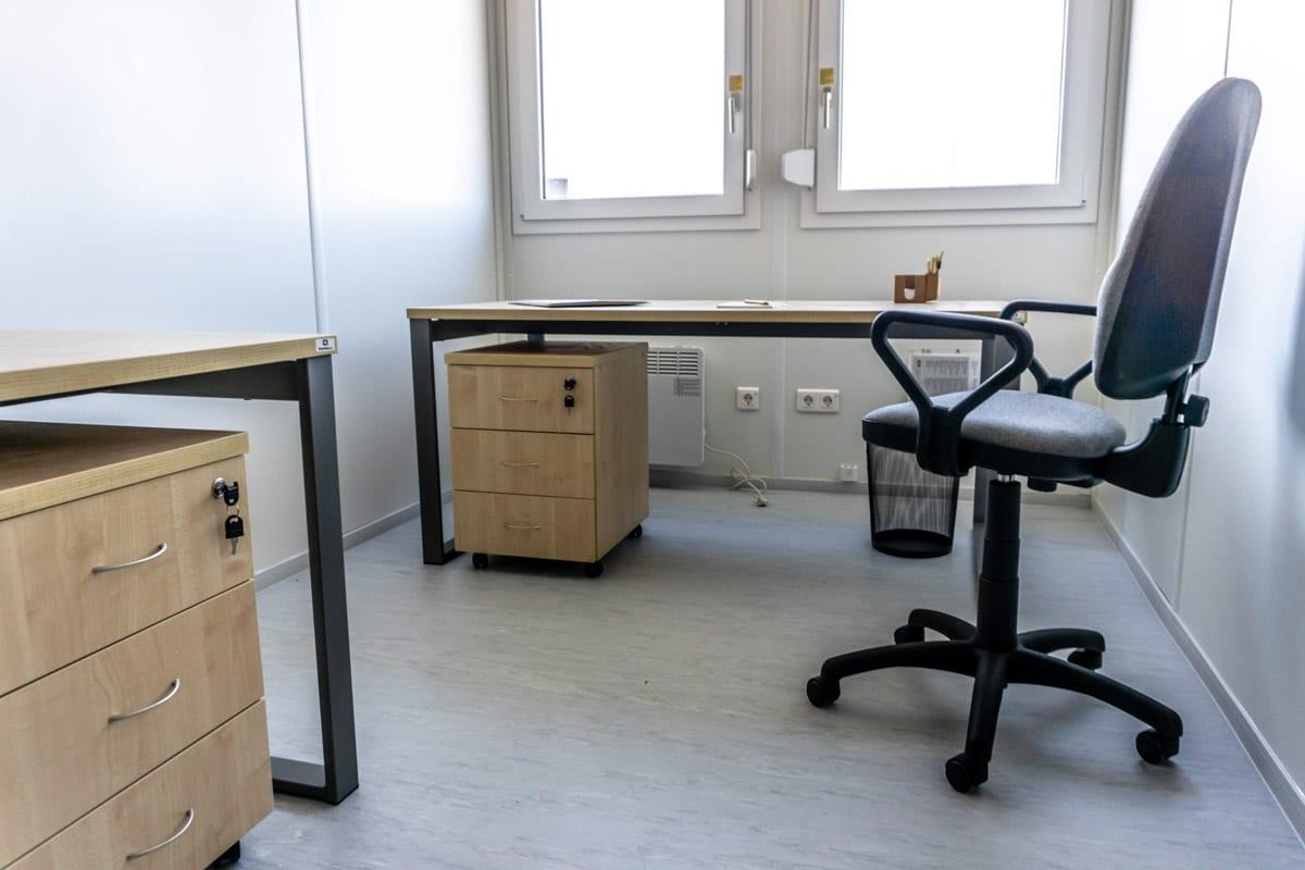 Wypożyczalnia mebli biurowych realizacje