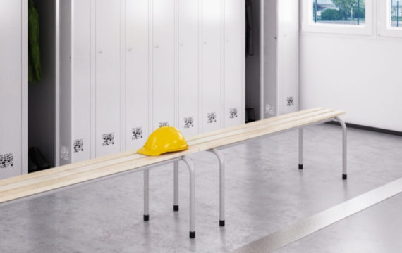 Pomieszczenia dla pracowników budowy – dobór właściwych szaf