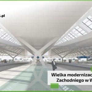 Read more about the article MebloRent na budowie największego węzła przesiadkowego w Polsce