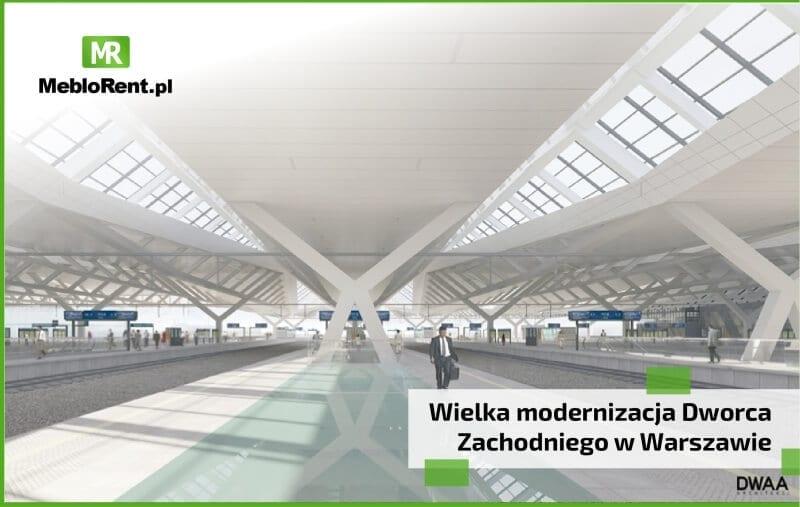 You are currently viewing MebloRent na budowie największego węzła przesiadkowego w Polsce